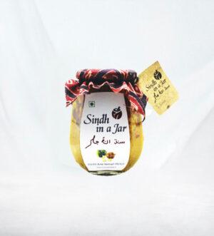 Sindh in a Jar – Diced Raw Mango Pickle – 350 gms