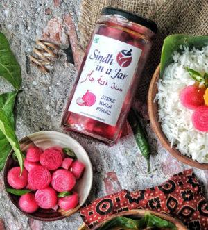 Sindh in a Jar – Sirke wala pyaaz 350gms